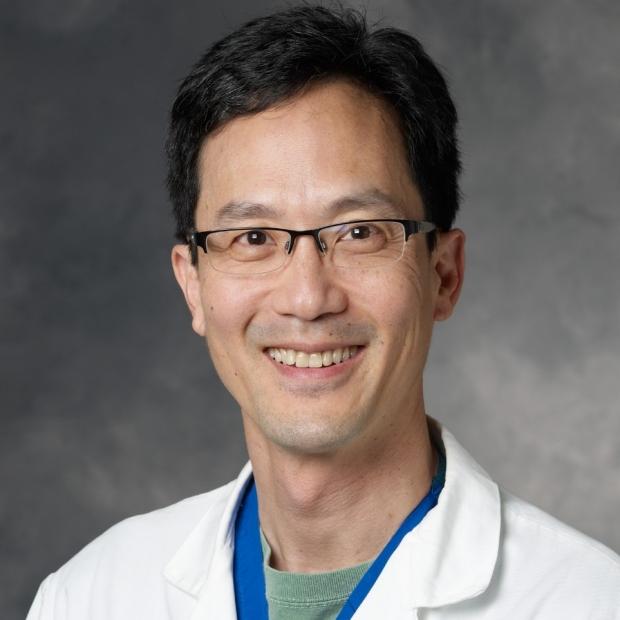 Photo of Daniel Sze, MD, PhD, FSIR