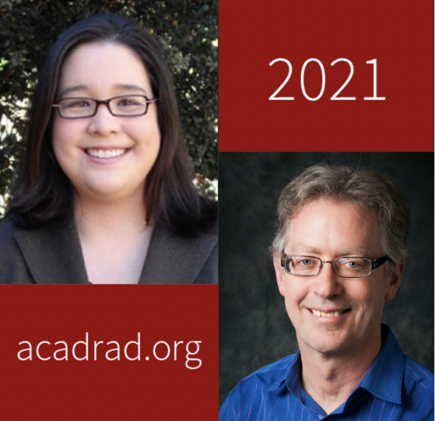 Sharon Pitteri, PhD, and Brian Rutt, PhD, receive 2021 Distinguished Investigator Award