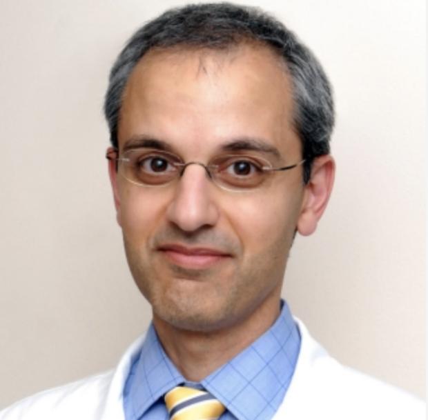 Pejman Ghanouni, MD, PhD, New Interim Division Chief of Body MRI