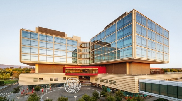 New Stanford Hospital 2019
