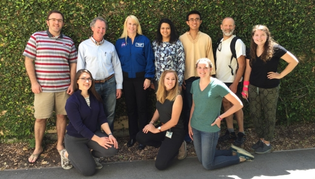 The Relman Lab with AstroKate!