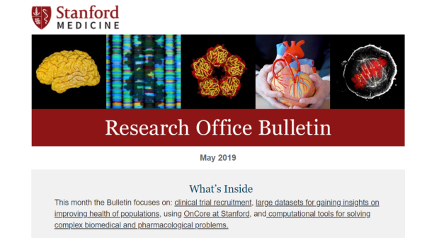 Research Office Bulletin