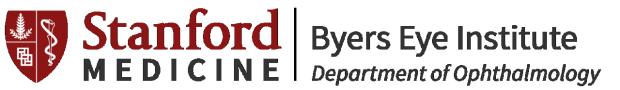 Byers Eye Institute at Stanford logo