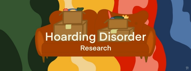 hoarding disorder research: a full couch, no place to sit