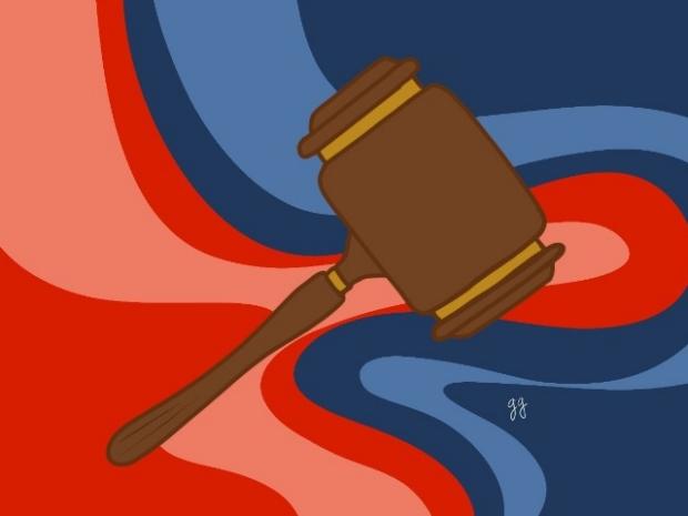 Legal Assistance: gavel