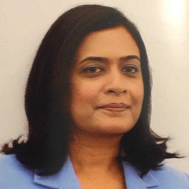 Suja Seetharaman, MD, Vice Chair of Education
