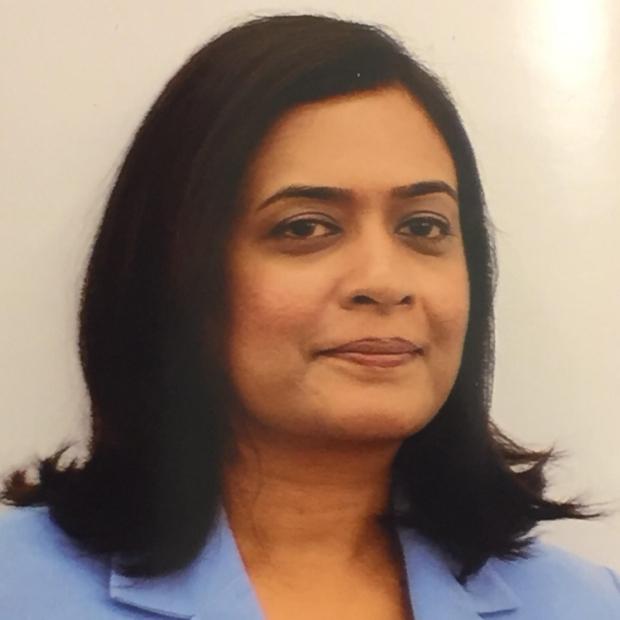 Sujatha Seetharaman, MD