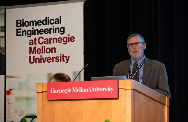 Gary Glover inducted as IAMBE Fellow