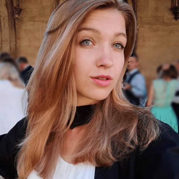 Photo of Stefania Moroianu