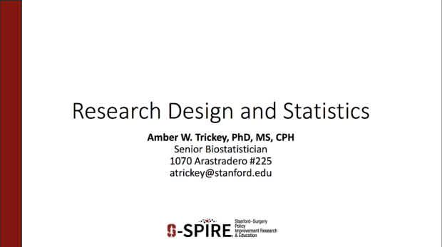 Research Design and Statistics photo
