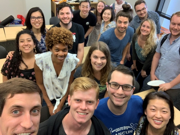July 2019 meeting selfie