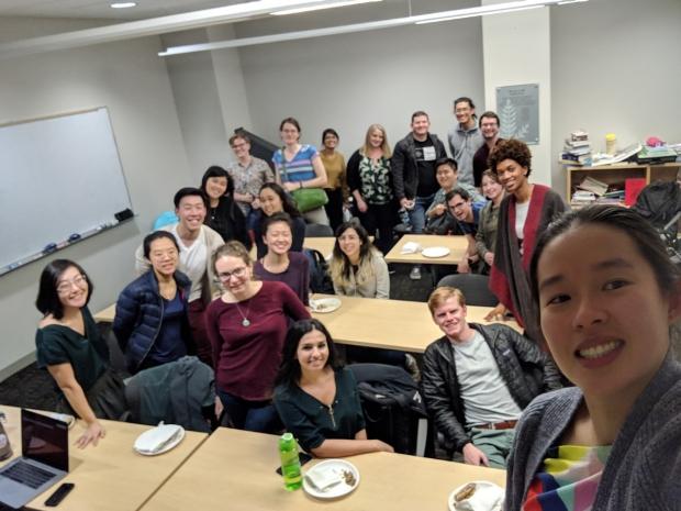 January 2019 meeting selfie