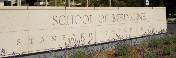 Stanford School of Medicine front entrance