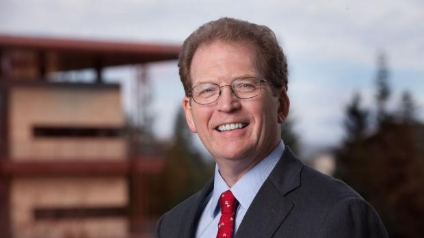 Stanford Dean of Medicine, Dr. Lloyd Minor.