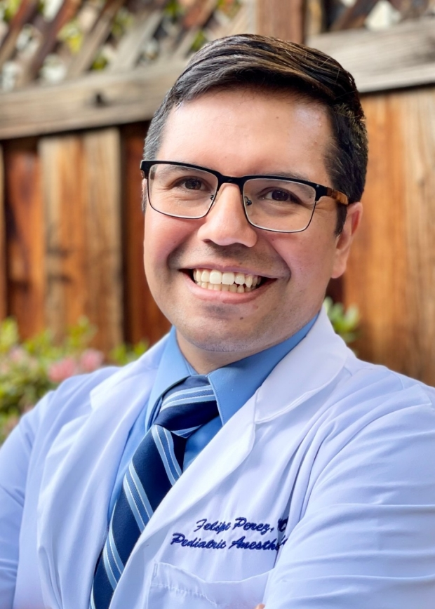 Felipe Perez, MD, Assistant Dean for Diversity in Undergraduate Medical Education