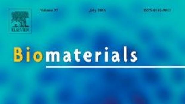 Biomaterials cover