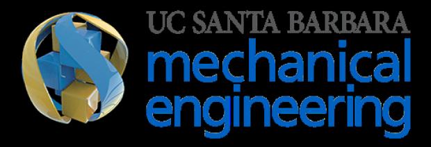 UC Santa Barbara Mechanical Engineering logo
