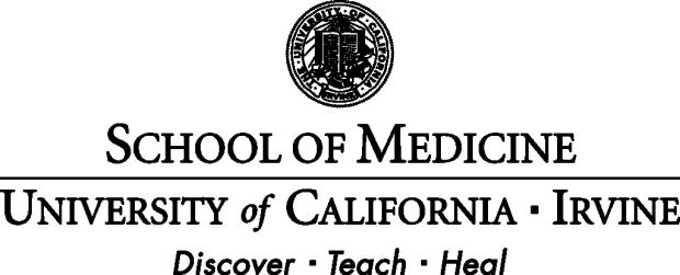 UC Irvine School of Medicine logo