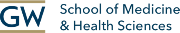 GW School of Medicine logo