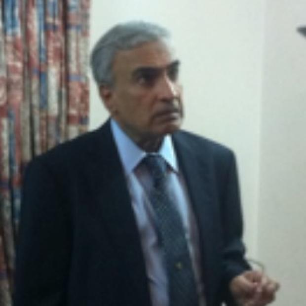 photo of Muralidhar Venkatraman
