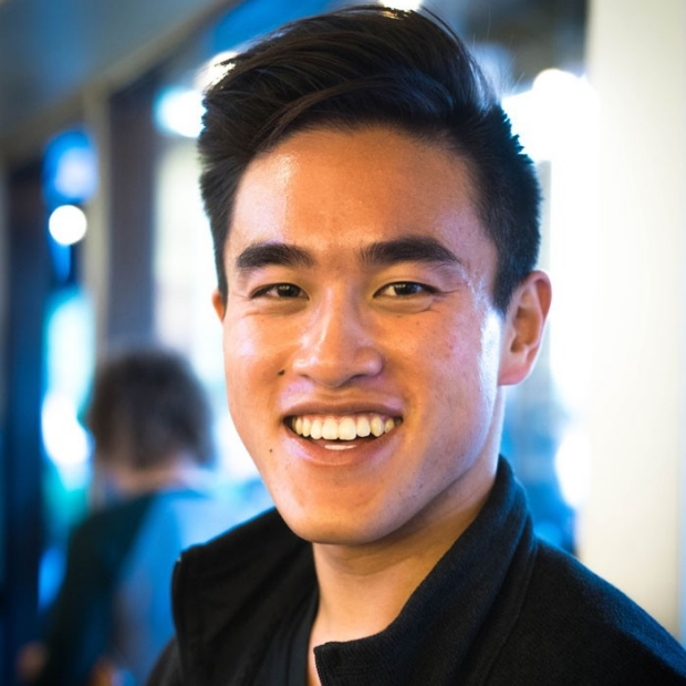 headshot of James Hu