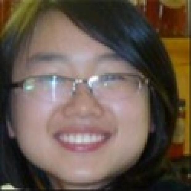 smiling headshot of Jenny X. Chen
