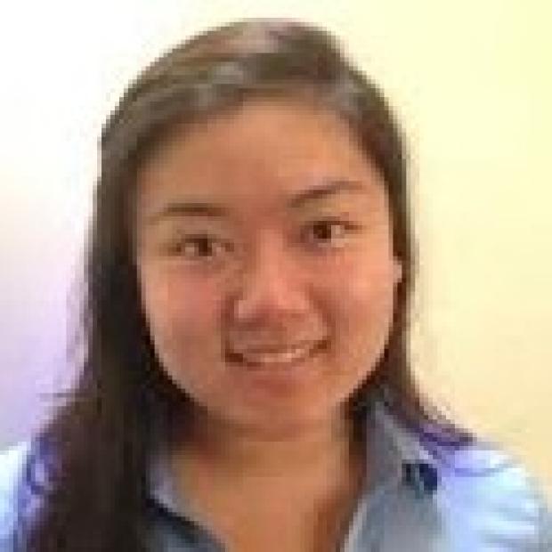 smiling headshot of Jennifer Li