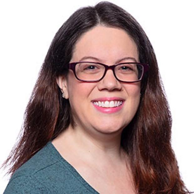 headshot of Sharon Paige