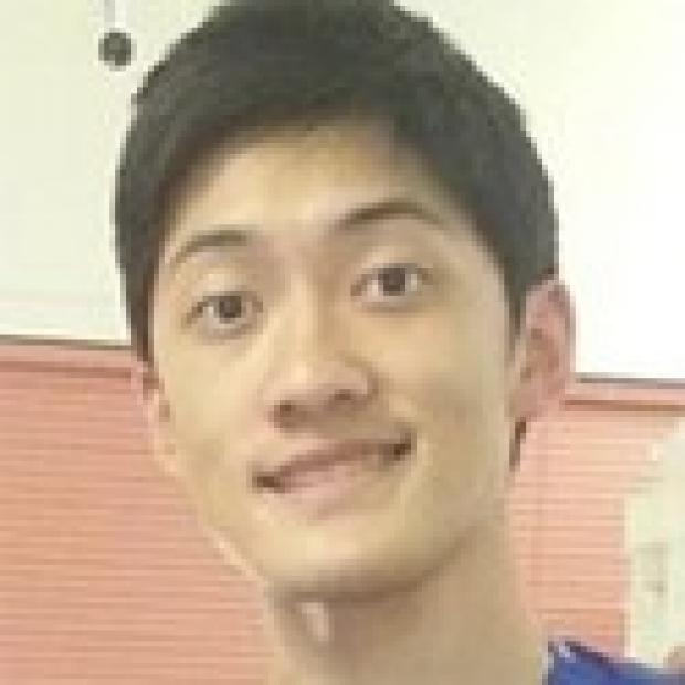 smiling headshot of Kevin Liu