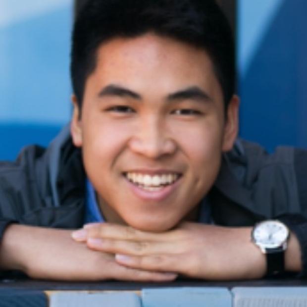 smiling headshot of Thomas Thach