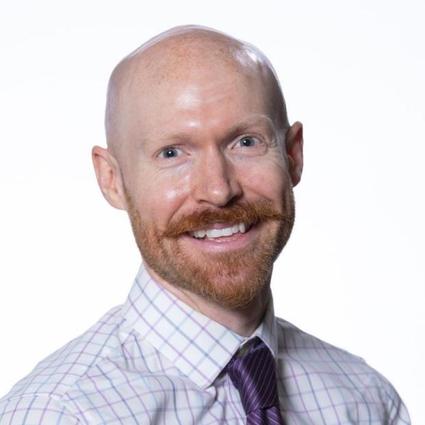 smiling headshot of Will Goodyer