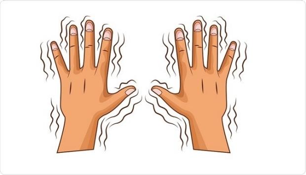 hand-tremor