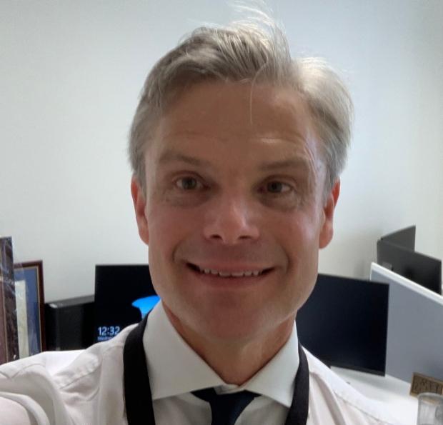 Sean P. David, MD, SM, DPhil