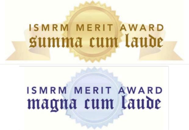 ISMRM 2015 Awards