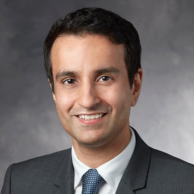 Atman Desai, MD, MA