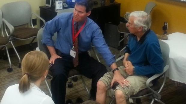 Dr. Neil Schwartz Teaches the Neuro Exam