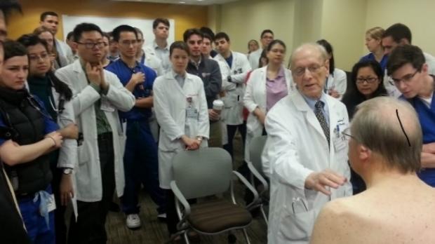 Dr. Rosenberg Teaches the Lymph Node & Spleen Exam