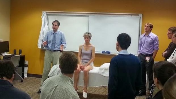 Stanford 25 Session: Shoulder Exam with Mark Genovese