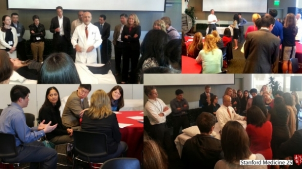 Stanford Medicine 25 Faculty Training session at Western SGIM