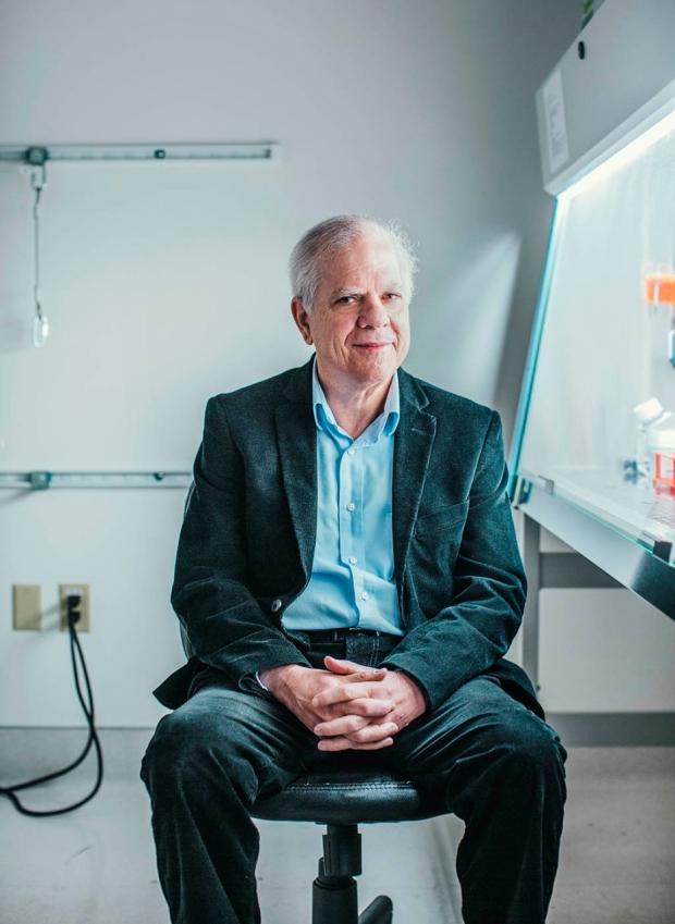 Edgar Engleman, in whose lab the drug Provenge had its originstanford.