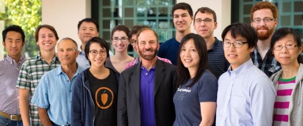 Gary K. Steinberg Lab Group Photo