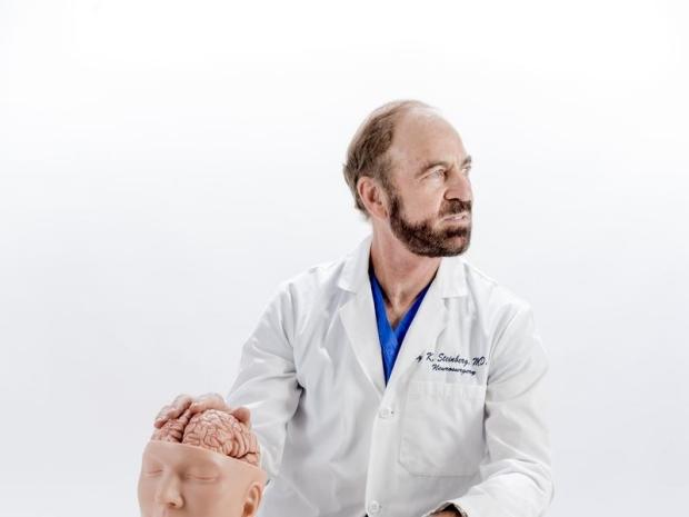 Gary K. Steinberg, photograph by Jonathan Sprague