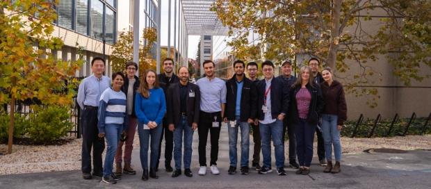 Steinberg Lab Group 2018