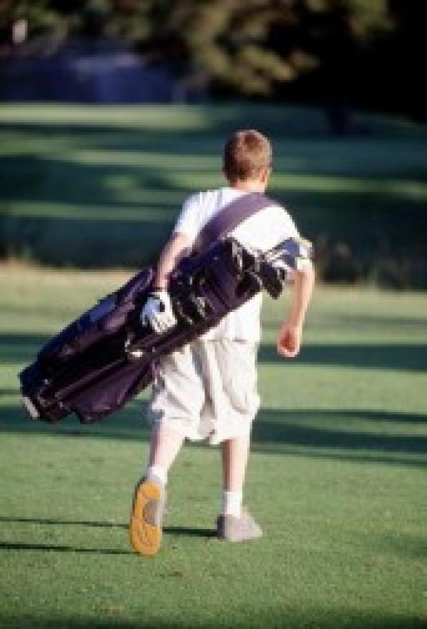 Jr. Golfer