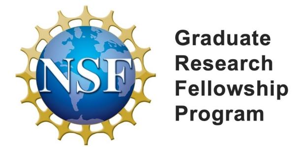 NSF Graduate Research Fellowship Program logo