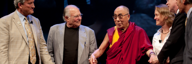 The Dali Lama at Stanford