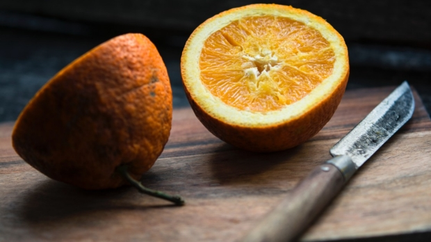 The Scent of an Orange