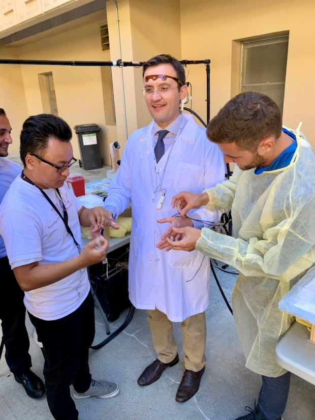 Surgical Metrics Project Pilot at Stanford
