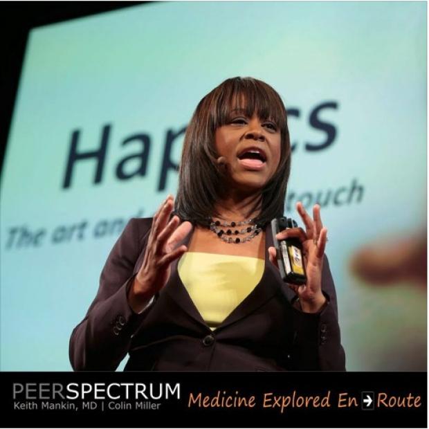 Dr. Pugh on Peer Spectrum Podcast