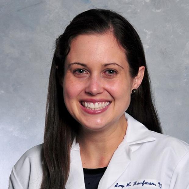 Amy Kaufman, MD 2019-2020 Stanford Vascular Medicine Fellow
